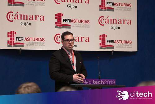 Carlos Vega, Director de Comunicación de Endel y CITECH.