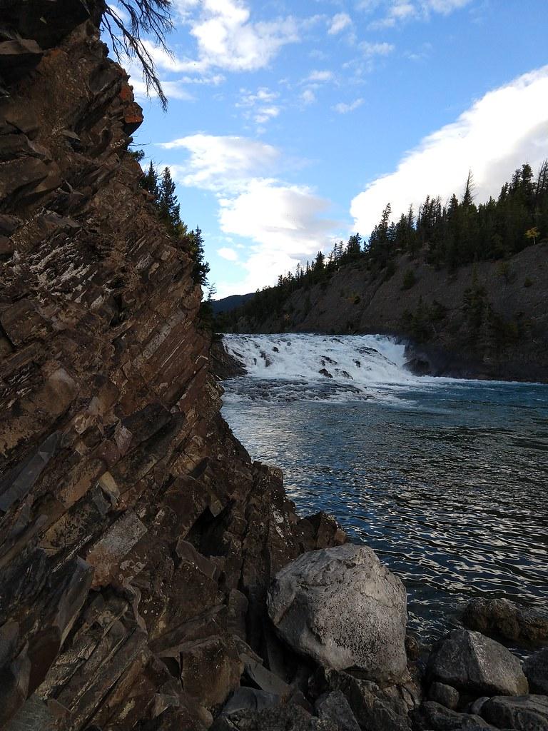 Bow Falls Banff Alberta Canada