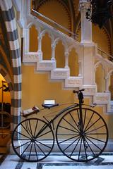 DSC00040 (chiara7171) Tags: bicicletta castellodalbertis genova liguria genua genoa ligurien capitanodalbertis castello castle sony sonydslr