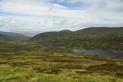 Glen Callater (steve_whitmarsh) Tags: aberdeenshire scotland scottishhighlands highlands mountain hills water loch lake lochcallater topic