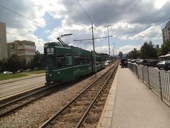 Schindler Waggon AG BE 4/6 on Line 8 (Public Transport Photos) Tags: sofia tram schindler waggon ag be46 ex basel трамвай софия bulgaria