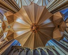 St-Lamberti-Orgel von unten (ulrichcziollek) Tags: nordrheinwestfalen münsterland münster stlamberti orgel