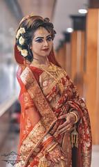 Bride (Jamil Hossain Shuvo) Tags: people photography portrait outdoor photoshop wedding bride 85mm nikon click shoot love