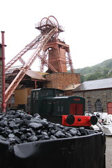 (Capt' Gorgeous) Tags: coal mine southwales rhondda industry rhonddaheritagepark museum pit headgear