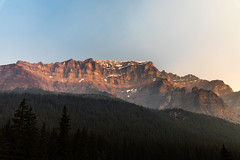 4N5A2425 (Mooney1908) Tags: banff national park landscape nature canada canon mountain mountains summer 2018 august vacation clouds photography photo west earth beauty pine trees sunrise