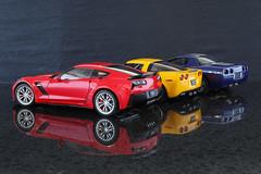 6U8A5792 (Alex_sz1996) Tags: autoart 118 chevrolet corvette c7 z06 c6 c5 commemorative edition