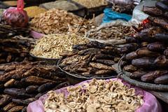 Many things for sale in Kathmandu
