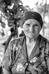 The great-grandmother (drugodragodiego) Tags: parascovia portrait ritratto cirpesti cantemir moldova people blackandwhite blackwhite bw biancoenero pentax pentaxk1 k1 pentaxdfa2470mmf28 hdpentaxdfa2470mmf28edsdmwr