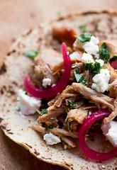 Carnitas (David Lebovitz) Tags: mexican carnitas pork pulledpork recipe tortilla