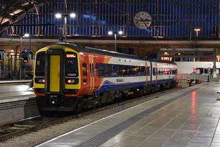 East Midlands Trains 158889