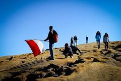 Java, ascension du Kawah Ijen (volcansrizieres) Tags: indonesia indonesie java kawahijen volcan cratere minedesouffre