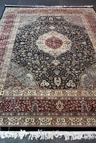 Finely woven room size Persian rug ($532.00)