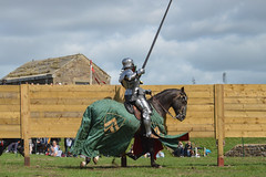 DSC_0066 (SubExploration) Tags: dover castle jousting joust medieval knights knight