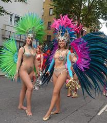 NH2018_0125j (ianh3000) Tags: london notting hill carnival 2018 parade costume colour