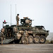 1-82nd Cavalry Squadron conducts live-fire training with Strykers