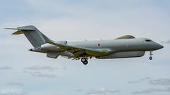 Sentinel R.1 (lee adcock) Tags: glex global6000 nikond500 raf rafwaddington runway02 sentinelr1 zj691 airplane nikon70200f28vri snapshot1