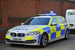 EU66 FKN (S11 AUN) Tags: essex police bmw 530d estate touring traffic car anpr rpu roads policing unit casualty reduction 999 emergency eu66fkn