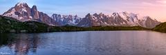 Lacs de Chéserys at sunset II (StephAnna :-)) Tags: alpen berge chamonix france frankreich gebirge grandejorasse lacblanc landschaft montblanc sonnenuntergang alpes coucherdesoleil lacsdeschéserys montagne mountains sunset