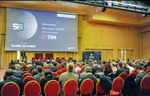 2ª – Roma, Itália, 5G PPP, 9 -10 de novembro de 2016