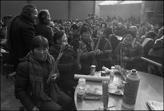 2009.12.29.[18] Zhejiang Tíng zhi Town Lunar November 14 Yongning Temple Festival 浙江 停趾镇十一月十四永宁寺大节-7
