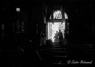 The Bride Cometh.