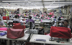 Visita a Indústria de Confecções Milano Itália - Apucarana
