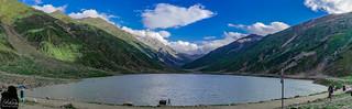 Lake SaifUlMulook Panorama