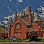 Paris Ontario -  Canada  - Paris Presbyterian Church - Heritage thumbnail