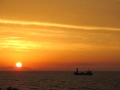 Sunrise in Cartagena, Spain (Jo E Stan) Tags: sunrise spain leverdesoleil aurore dawn espagne cartagena ciel sky