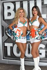 Kayla B. and Agustina (jackson1245) Tags: mdc miamidolphinscheerleaders miamidolphins dolphinscheerleaders dolphins nflcheerleaders