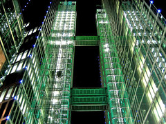 highlight towers (werner boehm *) Tags: wernerboehm munichhighlighttowers fassaden hochhaus nightshot nachtaufnahme