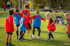 20180913 Milo fotbollsträning - 13 september 2018 - 02 (OskarB_65) Tags: barn children football fotboll humans laughter människor portait porträtt skratt smile sommar stockholm training solnakommun stockholmslän sverige se