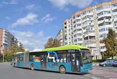 Van Hool - BZ 09 NPD - 2 - 16.09.2018 (3) (VictorSZi) Tags: romania muntenia bus autobuz transport publictransport transbus transbusbuzau autumn toamna nikon nikond3100 vanhool
