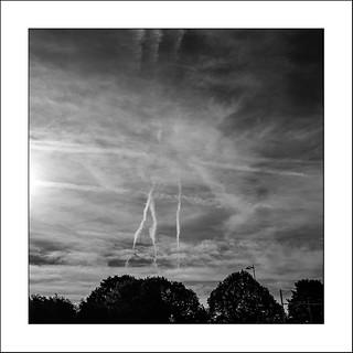 Poésie dans le ciel - Poetry in the Sky