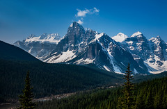 Rocky mountains (Robert Grove 2) Tags: rockies mountains range daylight trees nature canada