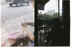000037 (jovenjames) Tags: 2017 diptych fujifilm reala 500d olympus pen eed broken camera analog film saigon vietnam snapshots