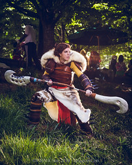 SP_81771 (Patcave) Tags: dragon con dragoncon 2018 dragoncon2018 cosplay cosplayer cosplayers costume costumers costumes valka how train your 2 viking dreamworks animation dragonrider httyd2