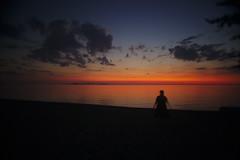 IMG_9635 (giltay) Tags: rexagon28mmf28 lakehuron lake sunset chantryisland wanda motionblur beach venus