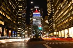 Helmsley Building, 11.08.16 (gigi_nyc) Tags: election election2016 nyc newyorkcity night nightshots nightphotography helmsleybuilding
