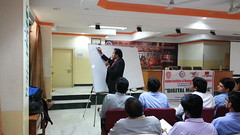 20160928_154031 (D Hari Babu Digital Marketing Trainer) Tags: iimc hyderabad digital marketing seminar