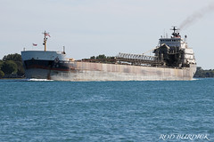 chj91618_rb (rburdick27) Tags: capthenryjackman algoma algomacentral stclairriver freighter