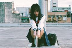 https://www.instagram.com/bryant9662002/ (カク チエンホン) Tags: film fuji portrait girl g2 g90 contax taiwan