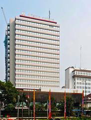 Wisma Antara (Ya, saya inBaliTimur (leaving)) Tags: building gedung arsitektur architecture jakarta office kantor