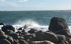 Storm (annsphoto) Tags: exellent asmalö klippor kust vågor väder norge kuststien hav coastline storm sea oslofjorden hvaler brattestö norway