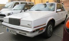 04 1988 Chrysler New Yorker (Legends of wheels) Tags: chryslernewyorker