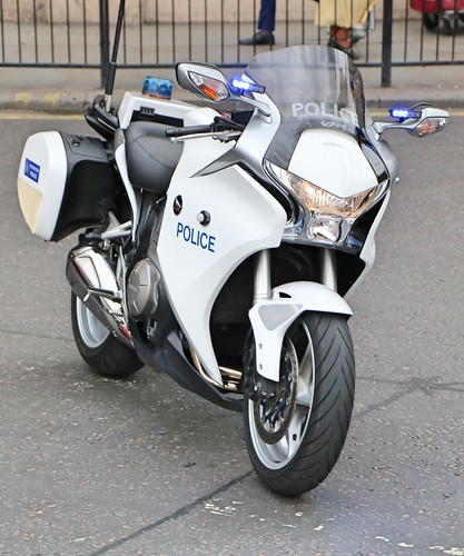 Metropolitan Police Service - Special Escort Group