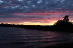 Fern Ridge Sunset (dsgetch) Tags: fernridgesunset sunset pnwsunset pacificnorthwest pnw oregon oregonsunset sunsetoverwater waterreflection fernridgereservoir fernridge cascadia willamettevalley junctioncityoregon