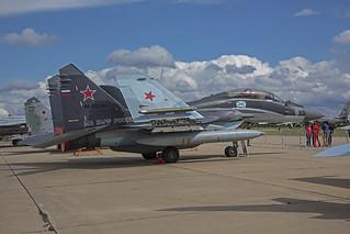RF-92324, Mikoyan-Gurewitsch MiG-29K Russian Navy @ Kubinka UUMB