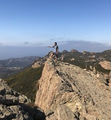 Mishe Mokwa Trail to Sandstone Peak (p.bjork) Tags: