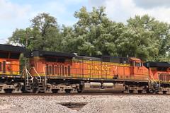 58932 (richiekennedy56) Tags: bnsf es44dc c449w bnsf7325 bnsf7819 bnsf5173 bnsf7547 camden missouri raycountymo railphotos unitedstates usa